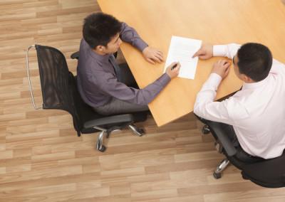 Confección de Contratos de Trabajos